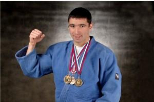 Урусов Владимир - мастер спорта, бронзовый призер Чемпионата России 2004, бронзовый призер Первенства России до 18 лет